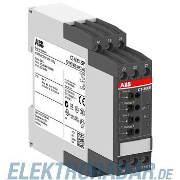 ABB Stotz S&J Multifunktionzeitrelais CT-MXS.22P