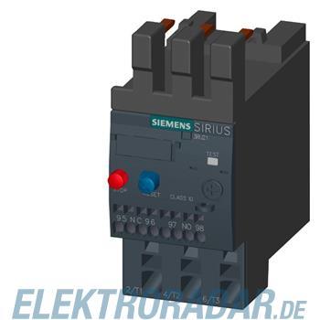 Siemens Überlastrelais 3RU2116-0BC1
