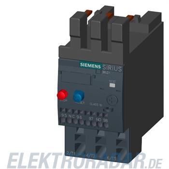 Siemens Überlastrelais 3RU2116-1JC0