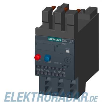 Siemens Überlastrelais 3RU2126-1JC0