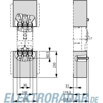 Eaton Abdeckhaube NZM4-XKSAV