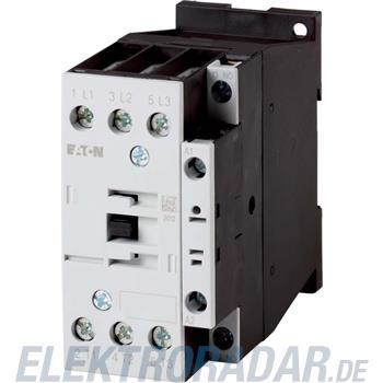 Eaton Leistungsschütz DILEM12-10-G(24VDC)