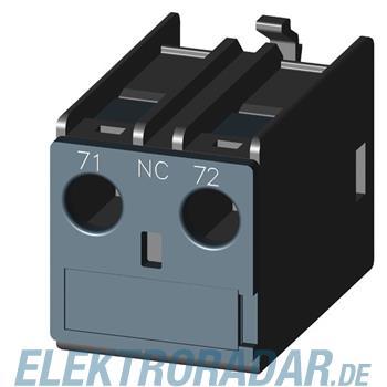 Siemens Hilfsschalterblock 3RH2911-1AA01