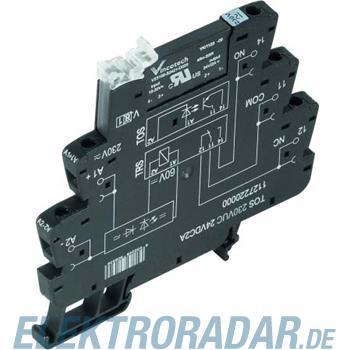 Weidmüller Optokoppler TOS 230VUC 230VAC1A
