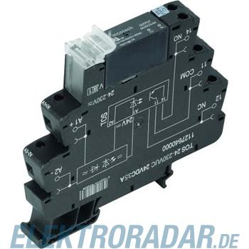 Weidmüller Optokoppler TOS24-230VUC230VAC1A