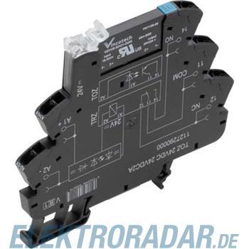 Weidmüller Optokoppler TOZ 24VUC 230VAC1A