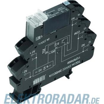 Weidmüller Optokoppler TOZ24-230VUC230VAC1A
