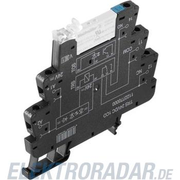 Weidmüller Schaltrelais TRS 12VDC 1CO