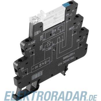 Weidmüller Schaltrelais TRS 24VDC 1CO