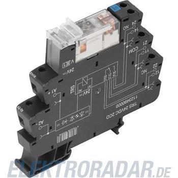 Weidmüller Schaltrelais TRS 24VDC 2CO