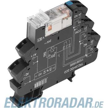 Weidmüller Schaltrelais TRZ 230VAC RC 2CO