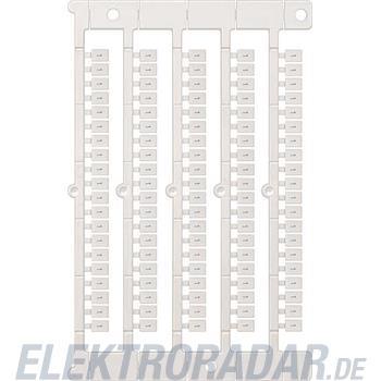 Siemens Bezeichnungsschilder 8WA8848-0AC(VE100)