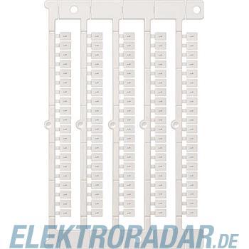 Siemens Bezeichnungsschilder 8WA8848-0AS(VE100)