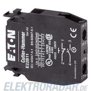 Eaton Hilfsschalter QSAAUX1NO+1NC