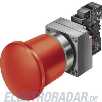 Siemens Pilzdrucktaster 3SB3203-1HA26