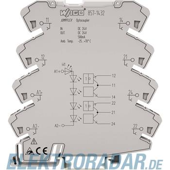 WAGO Kontakttechnik Optokoppler 857-1432