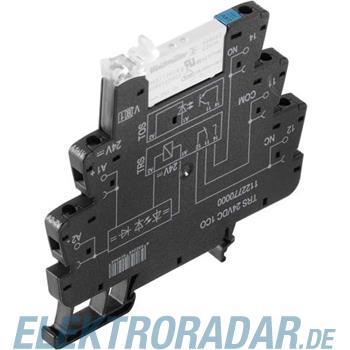 Weidmüller Relaiskoppler TRS 24VDC 1CO AU