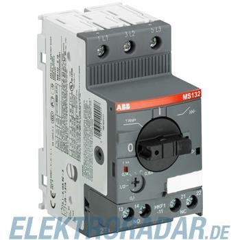 ABB Stotz S&J Motorschutzschalter MS132-6.3-HKF1-11