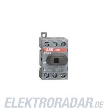 ABB Stotz S&J Lasttrennschalter OT25F3