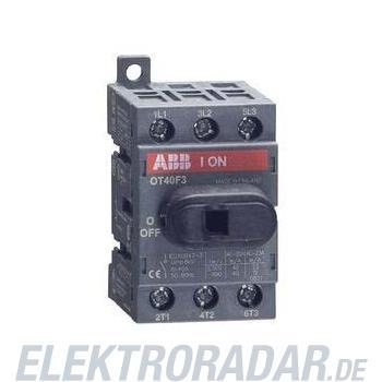 ABB Stotz S&J Lasttrennschalter OT40F3