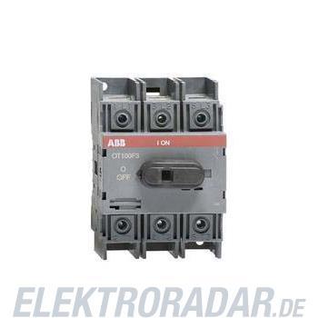 ABB Stotz S&J Lasttrennschalter OT100F3