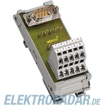 WAGO Kontakttechnik Übergabebaustein 289-723