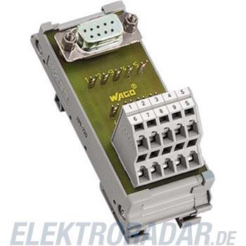 WAGO Kontakttechnik Übergabebaustein 289-726