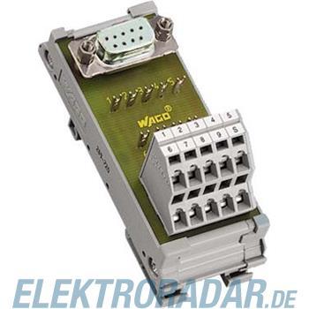 WAGO Kontakttechnik Übergabebaustein 289-728