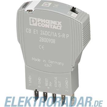 Phoenix Contact Geräteschutzschalter CB E1 24DC/1A S-R P