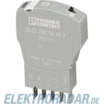 Phoenix Contact Geräteschutzschalter CB E1 24DC/2A NO P