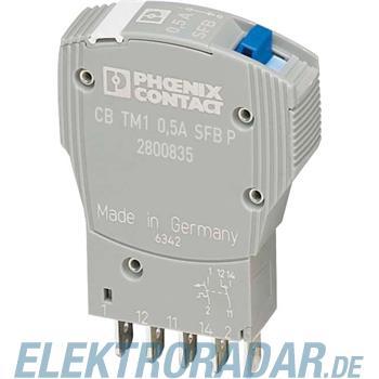 Phoenix Contact Geräteschutzschalter CB TM1 1A SFB P