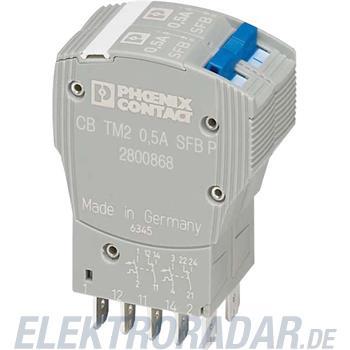 Phoenix Contact Geräteschutzschalter CB TM2 0.5A SFB P