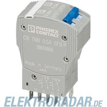 Phoenix Contact Geräteschutzschalter CB TM2 6A SFB P