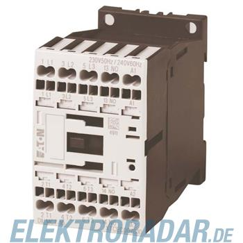 Eaton Leistungsschütz DILMC15-10(24VDC)