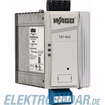 WAGO Kontakttechnik Stromversorgung 787-842