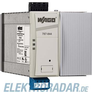 WAGO Kontakttechnik Stromversorgung 787-844