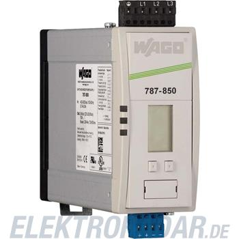 WAGO Kontakttechnik Stromversorgung 787-850