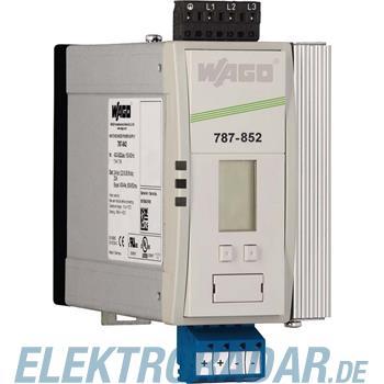 WAGO Kontakttechnik Stromversorgung 787-852