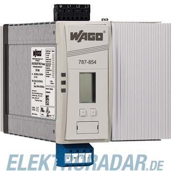 WAGO Kontakttechnik Stromversorgung 787-854