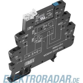 Weidmüller Optokoppler TOS 120VUC 48VDC0,1A