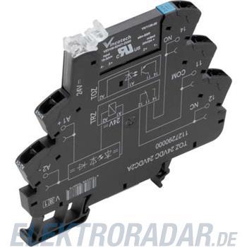 Weidmüller Optokoppler TOZ 120VUC 24VDC2A