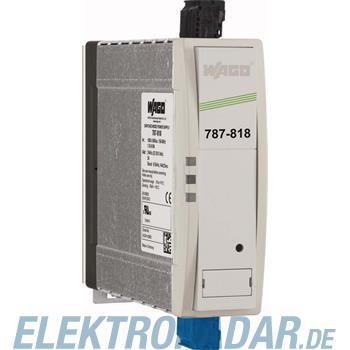 WAGO Kontakttechnik Netzgerät 787-818
