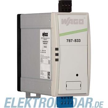 WAGO Kontakttechnik Netzgerät 787-833