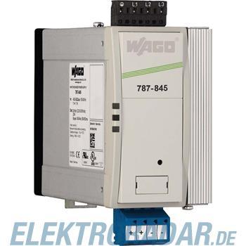 WAGO Kontakttechnik Netzgerät 787-845