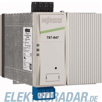 WAGO Kontakttechnik Netzgerät 787-847