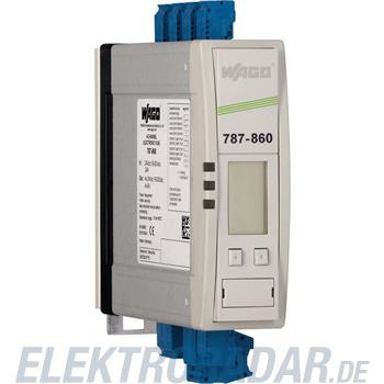 WAGO Kontakttechnik Schutzschalter 787-860