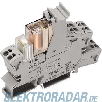WAGO Kontakttechnik Relais-Baustein 788-355