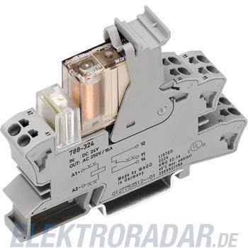 WAGO Kontakttechnik Relais-Baustein 788-528