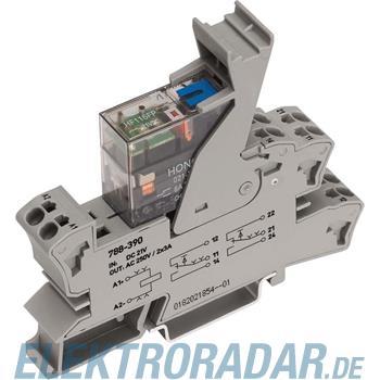 WAGO Kontakttechnik Relais-Baustein 788-549