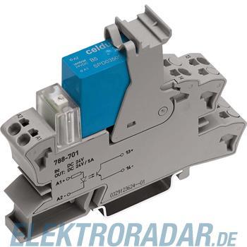 WAGO Kontakttechnik SolidStateRelais-Modul 788-701